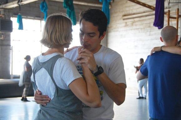 Audi MPK & Teresa Jimenez UrbanKiz Workshop